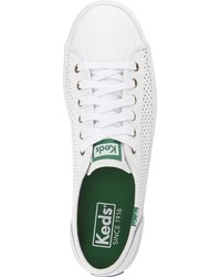 Keds Kickstart Perforated Sneaker