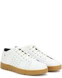 Loewe Leather Sneakers