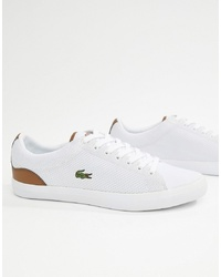 Lacoste Lerond Bl 1 Trainers In White
