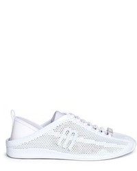 Melissa Love System Now Neoprene Perforated Pvc Sneakers