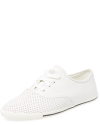 Marc by Marc Jacobs Carter Perforated Leather Sneaker