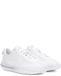Nike Roshe Cortez Nm Perforated Leather Sneakers