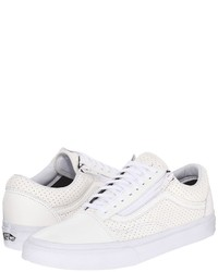 Vans Old Skool Zip Lace Up Casual Shoes