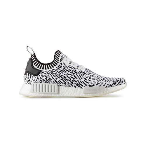 best loved 57aba 690b3 $202, adidas Originals Nmd R1 Primeknit Sneakers