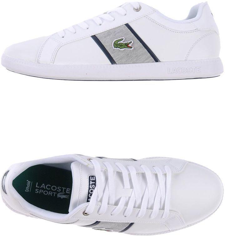 7d66c5798bae97 ... Low Top Sneakers Lacoste Sport Sneakers