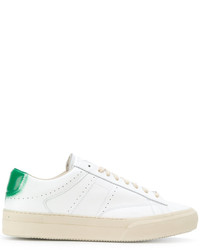 Maison Margiela Spray Paint Low Top Sneakers