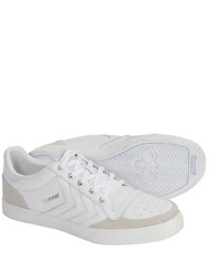 Hummel Stadil Low Top Shoes Leather Sneakers