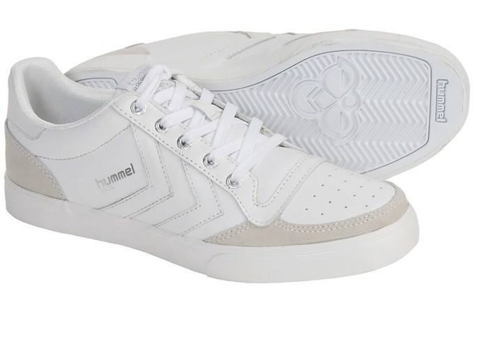 online store 02957 57b75 $43, Hummel Stadil Low Top Shoes Leather Sneakers