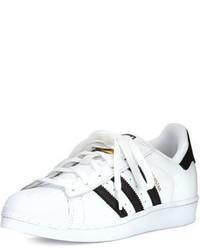 adidas Superstar Classic Sneakers Blackwhite