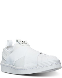 adidas Superstar Slip On Casual Sneakers From Finish Line