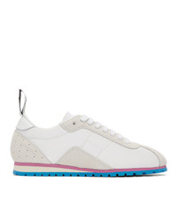 MM6 MAISON MARGIELA White Retro Sneakers