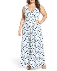 Chloe empire waist maxi dress medium 5170242