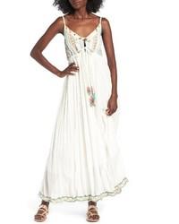 Coastland babydoll maxi dress medium 3731209