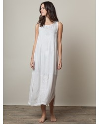 525 America Embroidered Maxi Dress