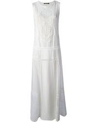 Roberto Cavalli Crochet Maxi Dress
