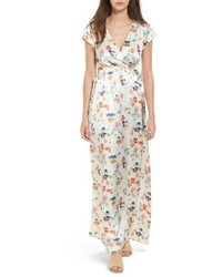 Tularosa Sid Wrap Maxi Dress