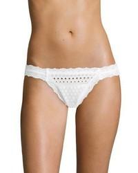 Hanky Panky Lace Eyelet Bikini Bottom