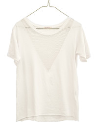 Vintage mesh tee off white medium 448760