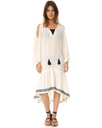 Lemlem Kafa Midi Dress