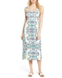 Lover tapestry midi dress medium 3655687