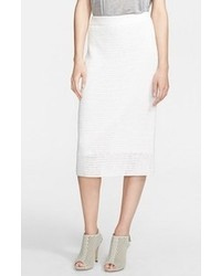 Theory Janleen Knit Midi Skirt