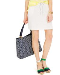Tommy Hilfiger Knit Drawstring Skirt