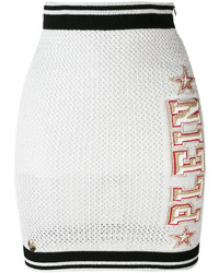 Mesh mini skirt medium 5359142