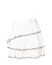 Tiered short skirt medium 7975733