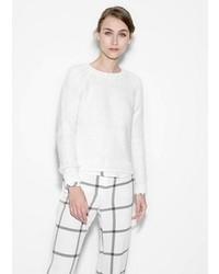 Mango Mohair Blend Sweater