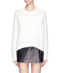Nobrand Plov Mohair Blend Sweater