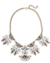 BaubleBar Daisy Bib Necklace