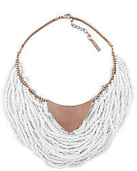 Vince Camuto East Indies Multi Strand Statet Necklace
