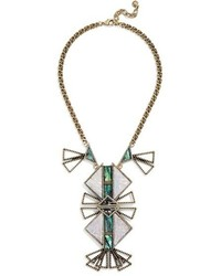 BaubleBar Orion Bib Necklace
