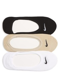 Nike 3 Pack No Show Socks
