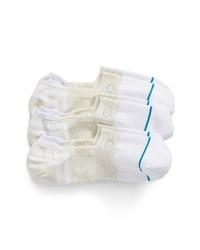 Stance Gamut 3 Pack No Show Liner Socks