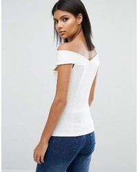 Daisy Street Off Shoulder Top