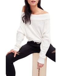Free People Palisades Off The Shoulder Top