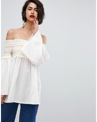 Vero Moda Smock Top With S