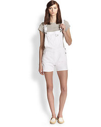buy popular outlet store promotion Women's White Overalls by MiH Jeans | Women's Fashion ...