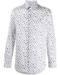 Etro Paisley Button Down Shirt