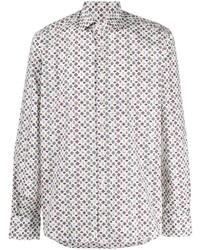 Etro Paisley Pattern Button Down Shirt