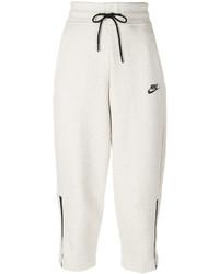 Nike High Waisted Cropped Track Pants