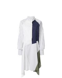 JW Anderson Patchwork Shirt Dress