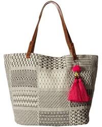Echo Design Patchwork Tote Tote Handbags