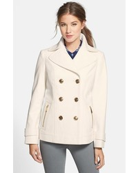 MICHAEL Michael Kors Michl Michl Kors Wool Blend Peacoat