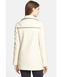Soia Amp Kyo Boiled Wool Blend Peacoat Where To Buy Amp How