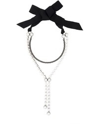 Chain and pearl necklace medium 676149