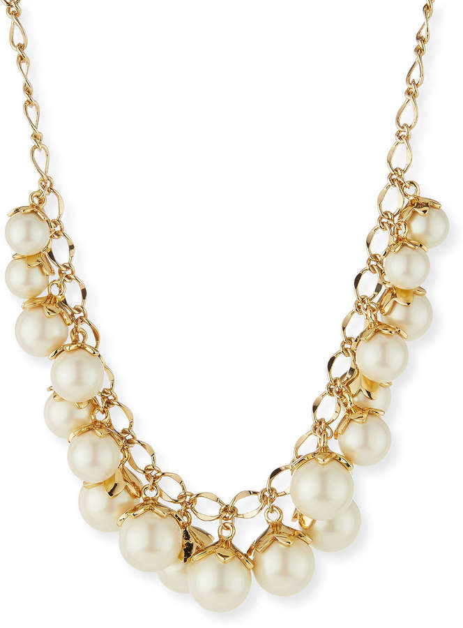 accessories faux zi necklace c pearl dillards gold women s jewelry
