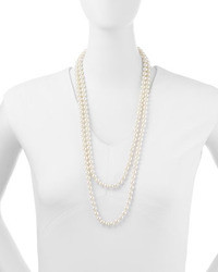 Pearl strand necklace 60l medium 15665