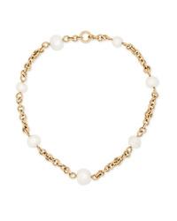 Spinelli Kilcollin Varuna 18 Karat Gold Pearl Necklace